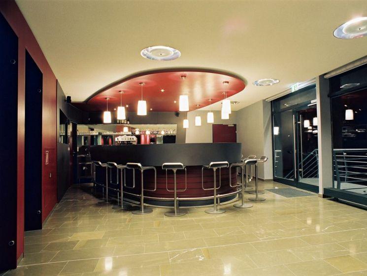Stadthalle Innenraum 02