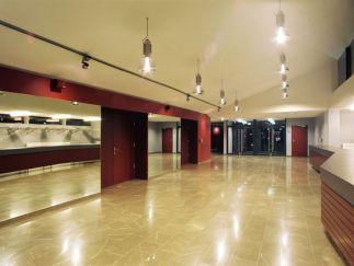 Stadthalle Innenraum 01